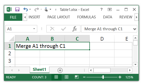 The Stata Blog » Creating Excel tables with putexcel, part 1